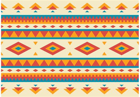 tribal native pattern native american pattern diamonds download free vector