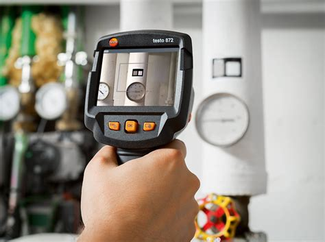 far away testo far away yet connected new thermal imagers from testo