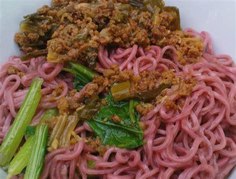 Cara Membuat Mie Warna Warni | cinta keluarga membuat mie sehat warna warni dari sayuran