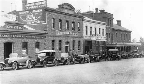 Tas Motor Cub early ford club tasmania