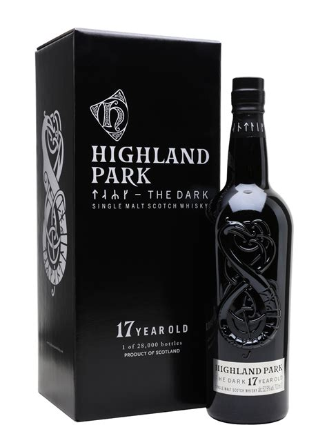 highland park the 17 year scotch whisky the - Exclusive Vinyl Highland Park