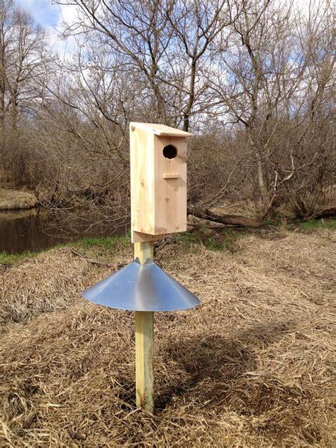 wood duck house wood duck house bird houses feeders pinterest