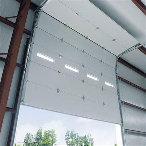 options for commercial overhead doors and garage doors