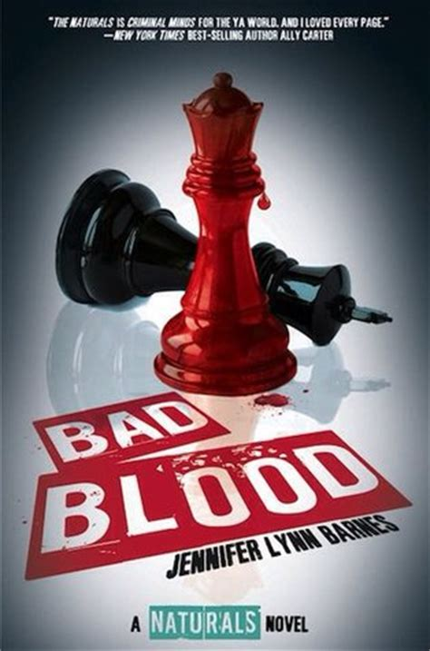 blood a novel of the lupi books bad blood the naturals 4 by barnes