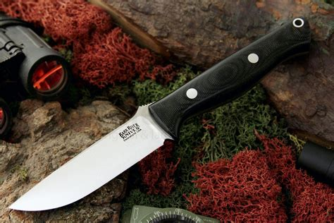 bark river knives bravo gunny fixed 3 775 quot a2 tool steel