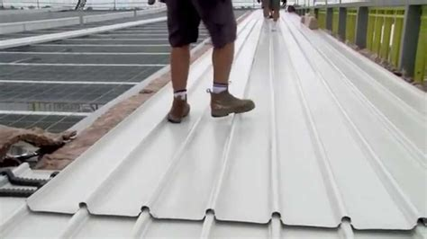 Stat Klip To Keep how to install lysaght lok klip 174 with klip lok 700 174 roof cladding