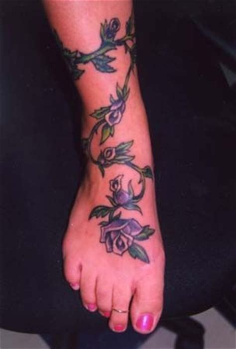 rose tattoo around ankle best 25 ideas on celtic