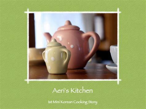 Aeris Kitchen by Free Ebook Aeri S Kitchen Mini Cooking Story Aeri