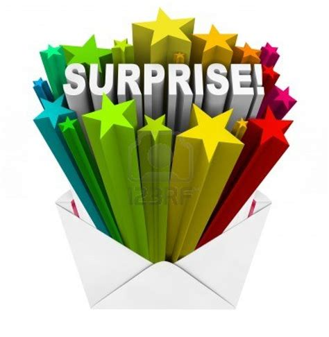 our english blog 6th b surprise letters