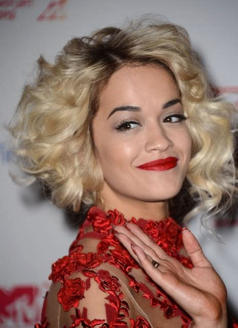 funky short curly hairstyles  popular haircuts