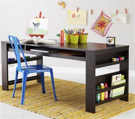 Use Of The Kids Homework Desk To Enhance Hard Work And Homework Desk For