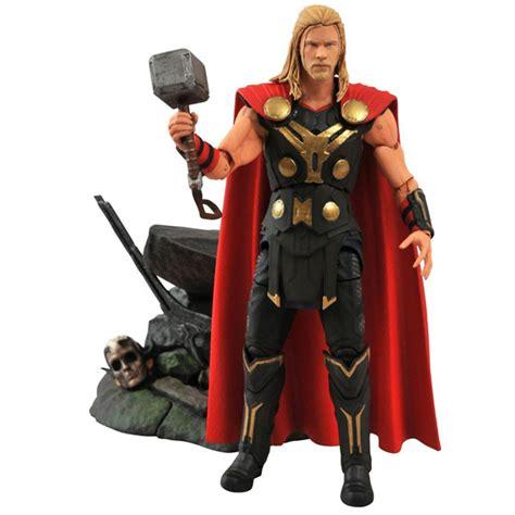 thor film amazon thor the dark world marvel select action figure