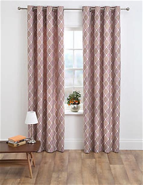m s curtains ready made curtains ready made net eyelet bedroom curtains m s