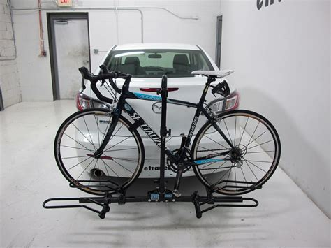 Pro Series Bike Rack by Pro Series Q Slot Platform Style 2 Bike Rack For 1 1 4