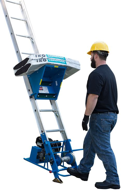 extra rugged material hoist lb capacity ch  safety