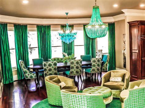 emerald room photos hgtv