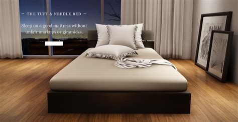 needle bed tuft needle is reshaping the mattress industry startup
