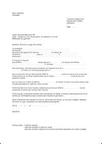 modele resiliation bail etudiant document