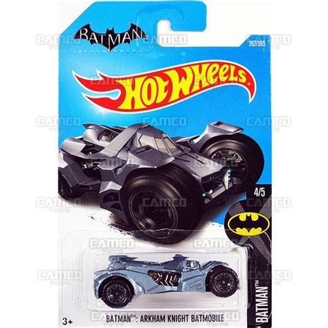 Wheels Batman The Bat 2016 2017 batman arkham batmobile 267 2017 wheels basic m assortment camco toys
