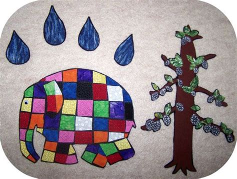 Elmer The Patchwork Elephant Story - 1000 images about ece felt and flannel board on