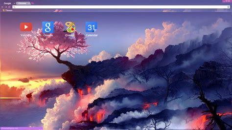 mobile themes lava sakura lava theme by mari kanesaka on deviantart