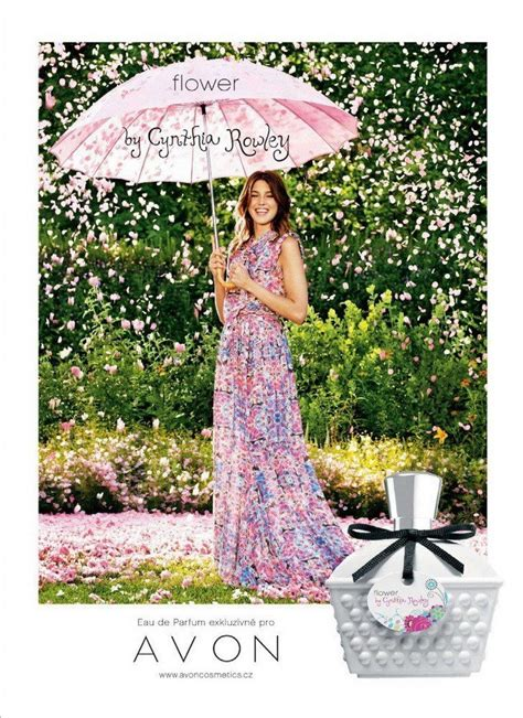 Cynthia Rowley For Avon by Flower By Cynthia Rowley Avon 2008
