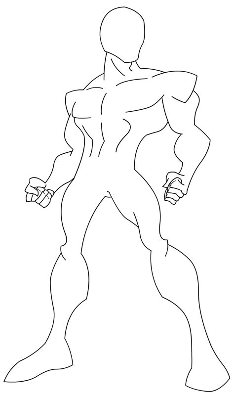 printable heroes bases body template for fun by riderb0y on deviantart