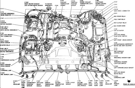 service manual how cars engines work 1998 lincoln town car spare parts catalogs 1998 lincoln 1991 lincoln town car 4 6l engine wont start the motor turns over but will not start it