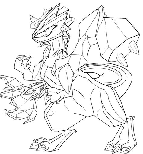 pokemon coloring pages black kyurem pokemon kyurem coloring pages images pokemon images