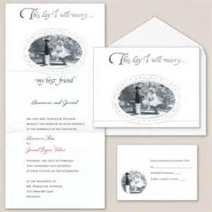 wedding invitation for friends in wedding invitation wording wedding invitation wording