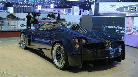 pagani huayra 2018 2018 pagani huayra roadster photo