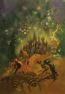 frank kelly freas science fiction art sci fi retro futurism and futurism
