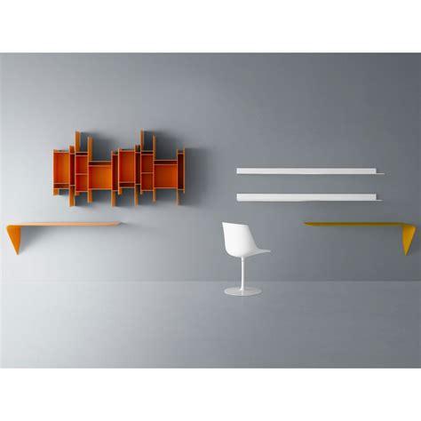 mensola con luce mensola con luce scrivania mdf italia mamba light design