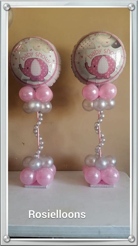 Elephant Baby Shower Balloons by 18 Best Elephant Baby Shower Balloons Images On