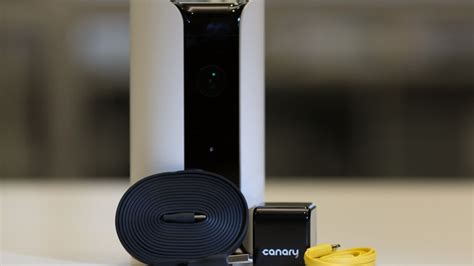 canary smart home security device review cnet