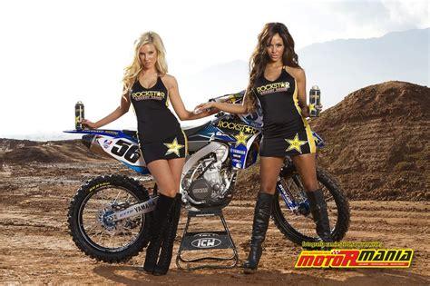 Rockstar Mentality Mania Starts Today by Dziewczyny Rockstar Motormania Motocykle Skutery