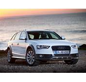 A4 Allroad Quattro / B8 Facelift Audi Database Carlook