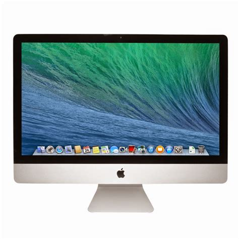 spesifikasi  harga komputer apple imac informasi