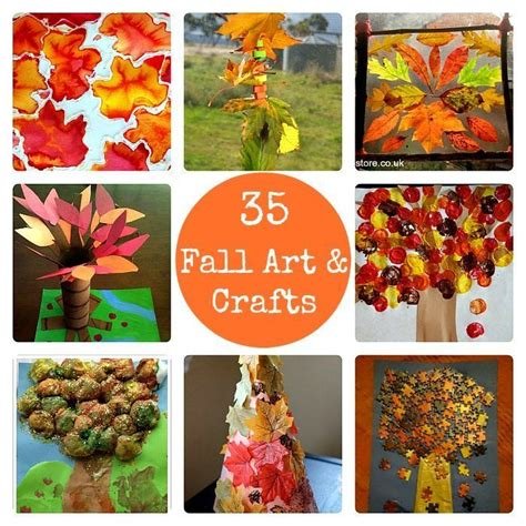 fall arts and crafts projects fall crafts for and projects littles