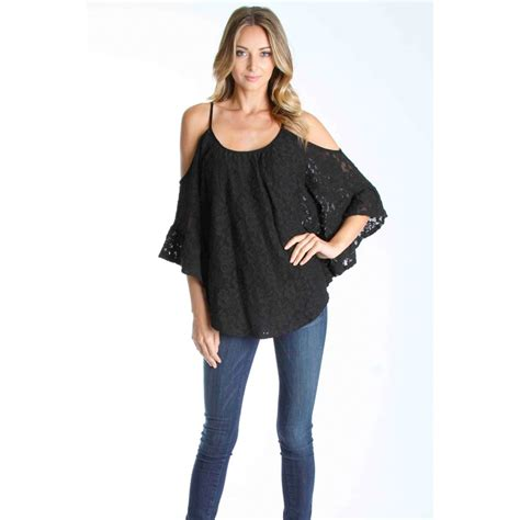 Open Shoulder Top vava by han suri open shoulder top riders