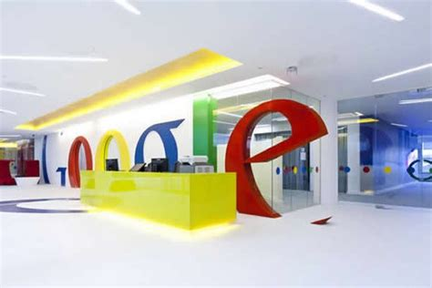 google design building google takes lease on seven storey building in london