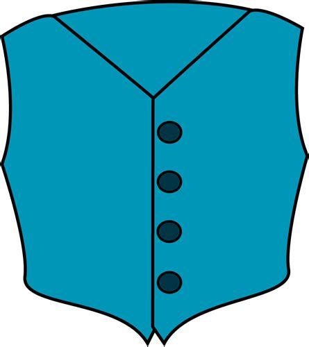 Blue Letters Vest vest clip vest image