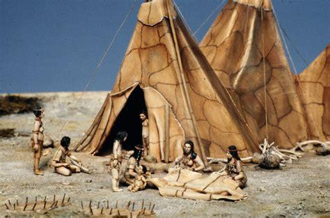 hutte de la préhistoire pal 233 olithique sup 233 rieur pr 233 histoire de 35 000 224 13