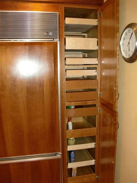 pantry cabinet slide out shelves cabinet pantry pull out shelves pantry cabinets boston