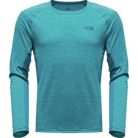 north face ambition long sleeve shirt mens
