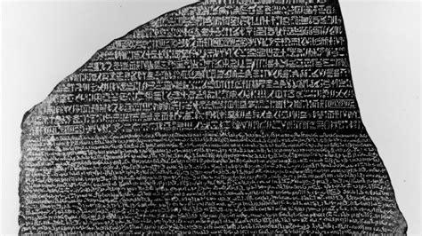 rosetta stone esperanto unexplained ancient egyptian mysteries