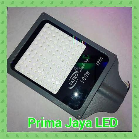 Lu Jalan Led 100 Watt led pju smd 100 watt fatro