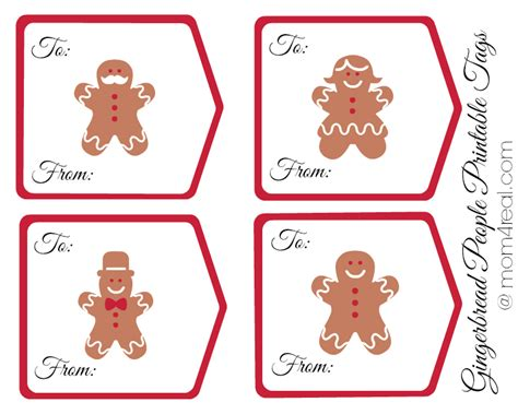 printable gingerbread man gift tags diy gingerbread house kit free gingerbread people
