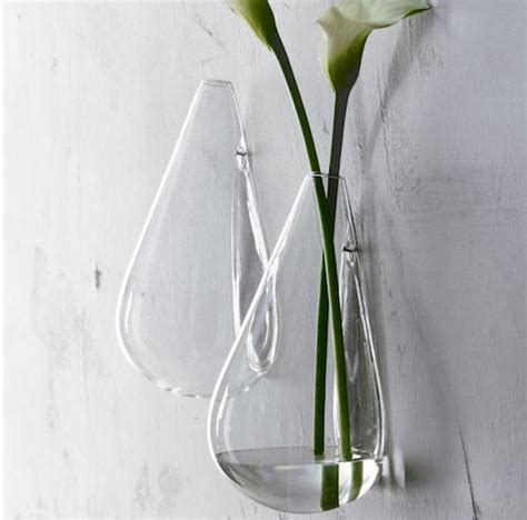Wall Glass Vase by Wall Vase Glass Vases Sale