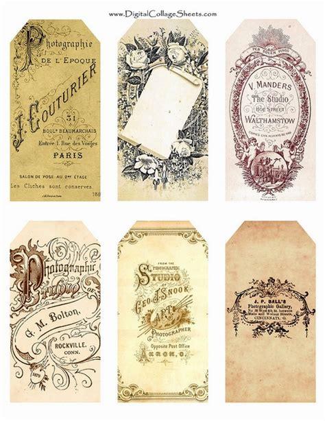printable old labels amarna artesanato e imagens etiquetas vintage para